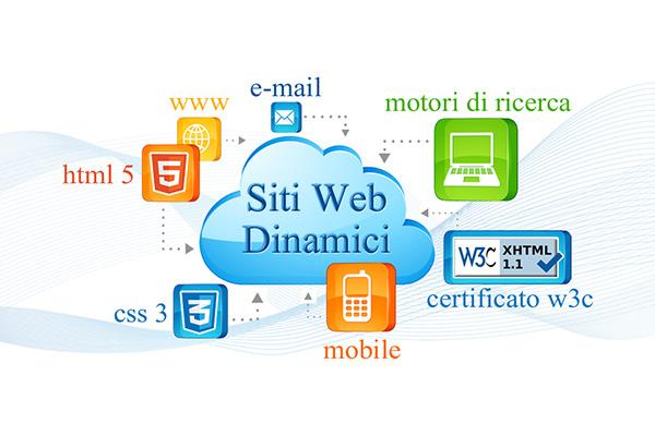 Siti web realizzazione progettazione